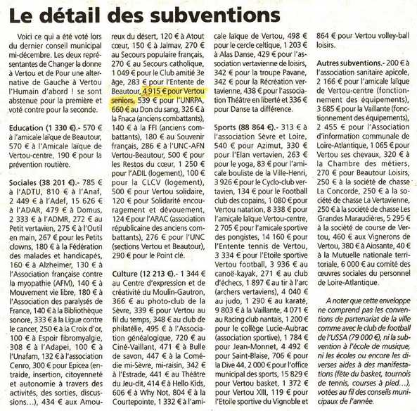 HSM Article du 050117 Subventions