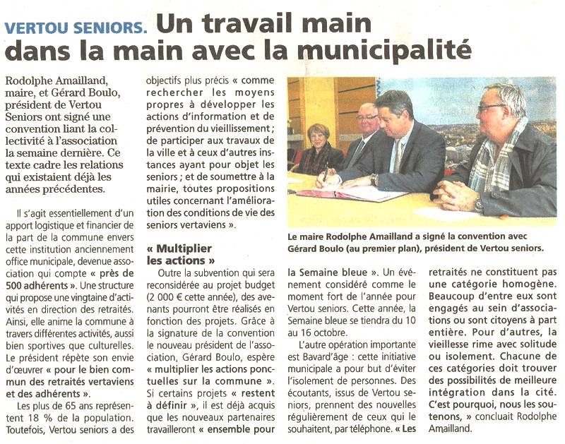 HSM Article du 060516 Signature de la convention