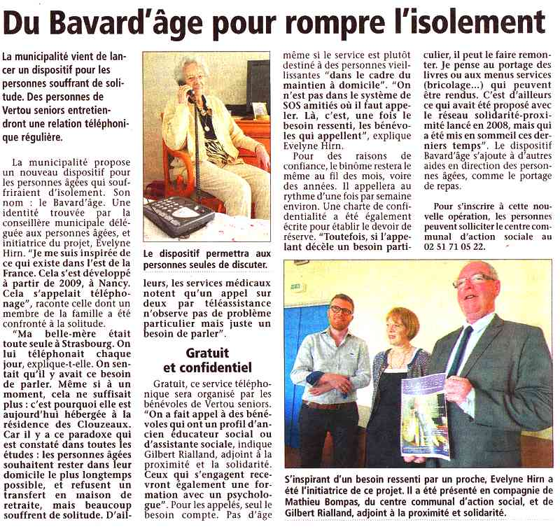 HSM Article du 230415 Bavard'ages