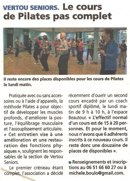 HSM Article du 280917 Gym Pilates